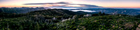 Aerial Panoramic - Los Padres National Forest